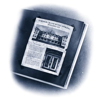 scrapbook - overlook in decay_duotone