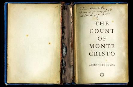 the count of monte cristo inscription