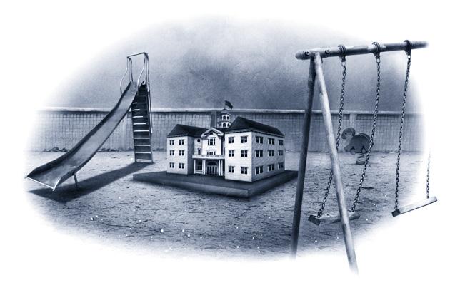 the playground_duotone