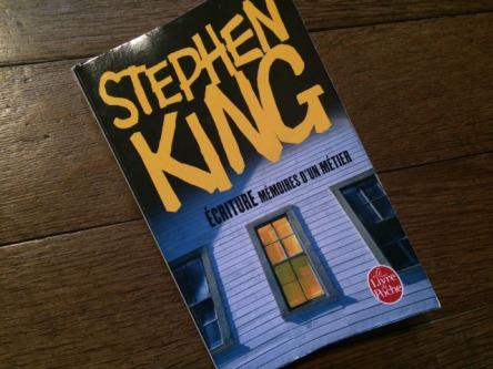 Ecriture_Stephen King_Le Rat de Librairie_2014