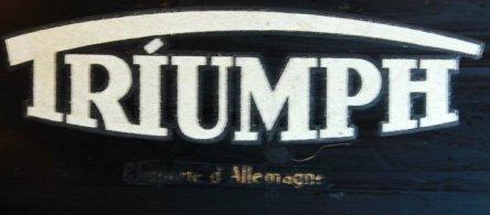 Triumph Standard 12 - 193637 4